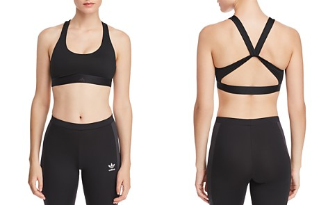 Adidas All Me VFA Sports Bra - Bloomingdale's_2