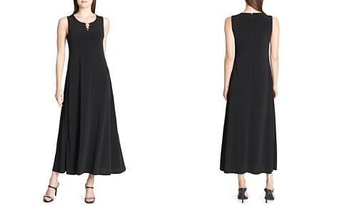 Calvin Klein Ring-Detail Maxi Dress - Bloomingdale's_2