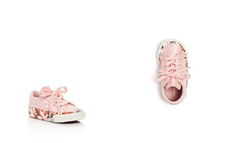Converse Girls' One Star Storm Lace Up Sneakers - Walker, Toddler, Little Kid - Bloomingdale's_2