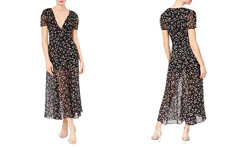 Betsey Johnson Cherry-Print Maxi Dress - Bloomingdale's_2
