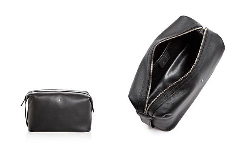 Montblanc Leather Wash Bag - Bloomingdale's_2