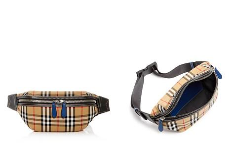 Burberry Sonny Vintage Check Convertible Belt Bag - Bloomingdale's_2