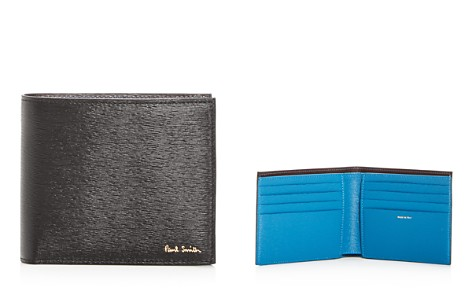 Paul Smith Embossed Leather Bi-Fold Wallet - Bloomingdale's_2