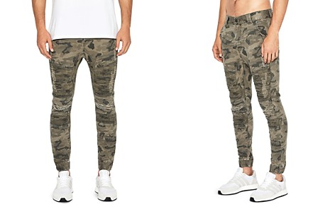 NXP Hellcat Slim Fit Pants in Airwolf Camo - Bloomingdale's_2