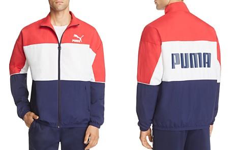 PUMA Retro Color-Block Track Jacket - Bloomingdale's_2