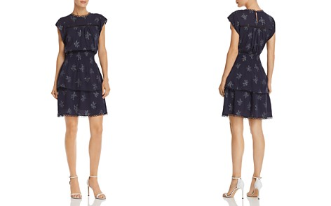 AQUA Embroidered Smocked Dress - 100% Exclusive - Bloomingdale's_2