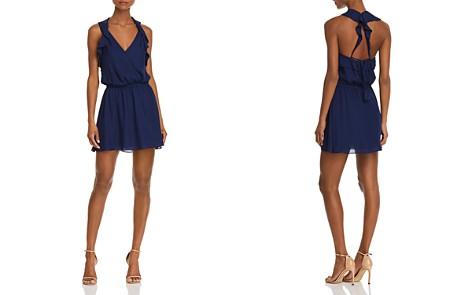 Ramy Brook Ciara Silk Mini Dress - Bloomingdale's_2