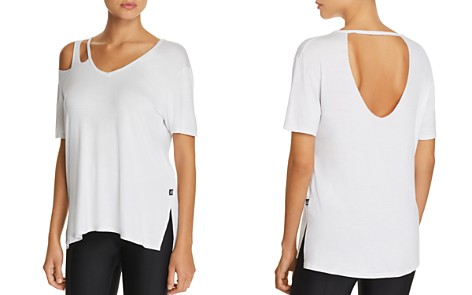 Terez Cutout V-Neck Tee - Bloomingdale's_2