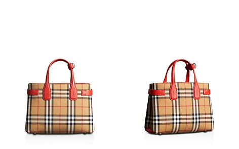 Burberry Small Banner Tote - Bloomingdale's_2