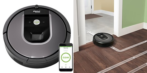 iRobot Roomba 960 Wi-Fi Connected Vacuuming Robot - Bloomingdale's Registry_2