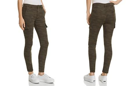 Joe's Jeans Charlie Ankle Cargo Skinny Jeans in Camo - Bloomingdale's_2