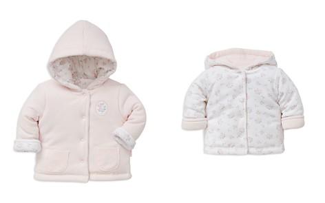 Little Me Girls' Rose-Print Reversible Jacket - Baby - Bloomingdale's_2