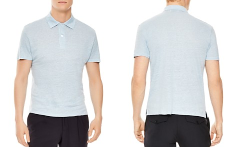 Sandro Beach Slim Fit Polo - Bloomingdale's_2