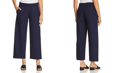 Eileen Fisher Wide-Leg Ankle Pants - Bloomingdale's_2