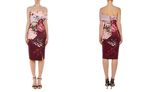 Ted Baker Irlina Serenity Off-the-Shoulder Dress - Bloomingdale's_2