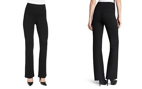 Lyssé Wide Leg Ponte Pants - Bloomingdale's_2