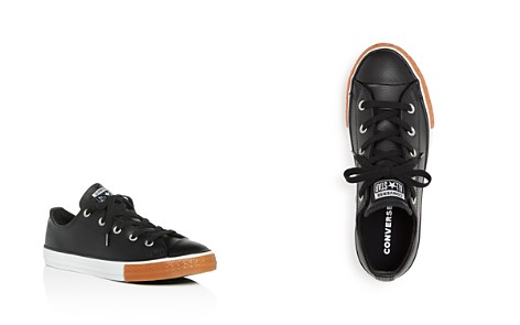 Converse Unisex Chuck Taylor All Star Leather Lace Up Sneakers - Toddler, Little Kid - Bloomingdale's_2
