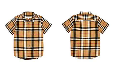 Burberry Boys' Fred Vintage Check Shirt - Little Kid, Big Kid - Bloomingdale's_2