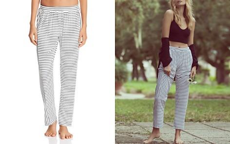 Eberjey Vega Not-So-Basic Pants - Bloomingdale's_2