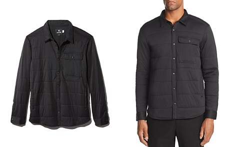 Snow Peak Flexible Insulated Regular Fit Shirt - Bloomingdale's_2