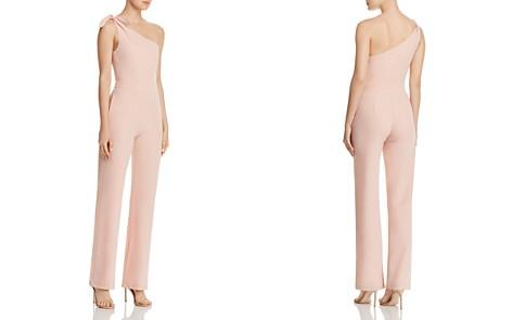 Karina Grimaldi Daniel One-Shoulder Straight-Leg Jumpsuit - Bloomingdale's_2