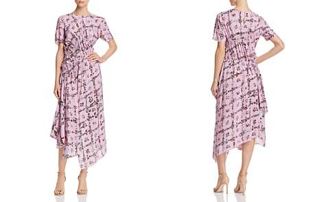 Preen Line Asymmetric Floral Dress - Bloomingdale's_2