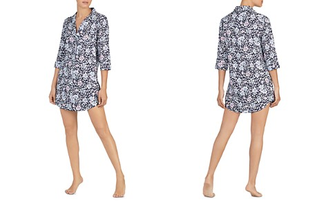 Lauren Ralph Lauren Floral Sleepshirt - Bloomingdale's_2
