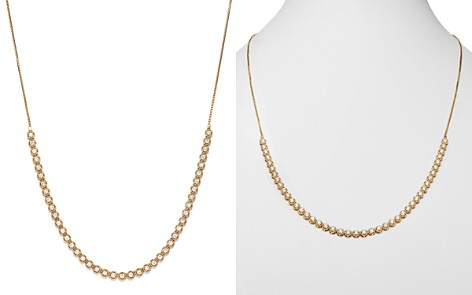 Bloomingdale's Diamond Bolo Necklace in 14K Yellow Gold, 3.5 ct. t.w. - 100% Exclusive_2