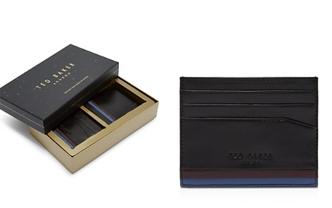 Ted Baker Hooms Two-Piece Wallet & Card Case Gift Set - Bloomingdale's_2