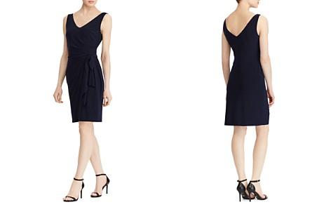 Lauren Ralph Lauren Petites Shirred Jersey Dress - Bloomingdale's_2