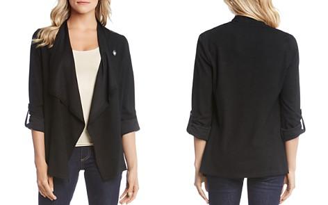 Karen Kane Draped Wrap Jacket - Bloomingdale's_2