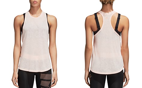 Adidas Magic Logo Racerback Tank - Bloomingdale's_2