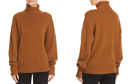 Theory Cashmere Turtleneck Sweater - Bloomingdale's_2