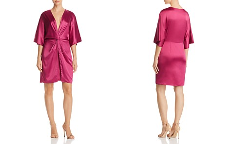 Laundry by Shelli Segal Twist Front Dress - Bloomingdale's_2
