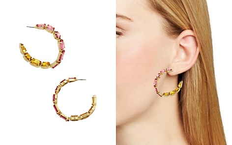 BAUBLEBAR Isadora Faceted Hoop Earrings - Bloomingdale's_2