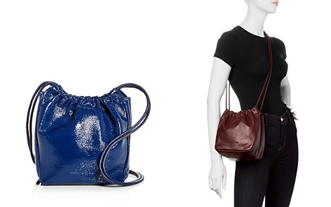 Creatures of Comfort Mini Patent Leather Pint Bag - Bloomingdale's_2