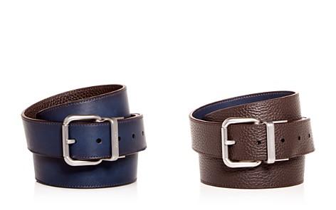 COACH Reversible Leather Belt - Bloomingdale's_2