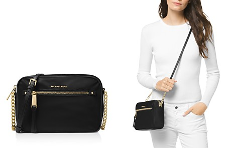 MICHAEL Michael Kors Polly Large Nylon Crossbody - Bloomingdale's_2