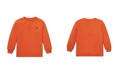 Polo Ralph Lauren Boys' Long-Sleeve Cotton Tee - Little Kid - Bloomingdale's_2
