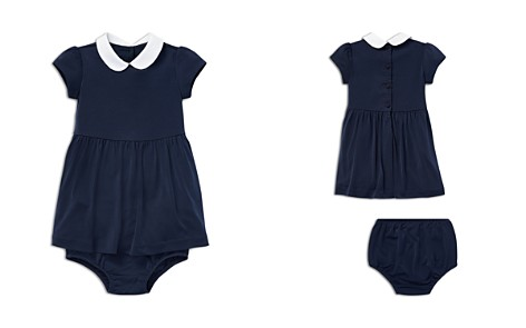 Ralph Lauren Girls' Collared Dress & Bloomers Set - Baby - Bloomingdale's_2