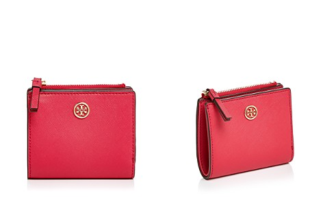 Tory Burch Robinson Small Leather Wallet - Bloomingdale's_2