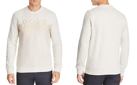 BOSS Withmore Gradient Logo Sweatshirt - Bloomingdale's_2