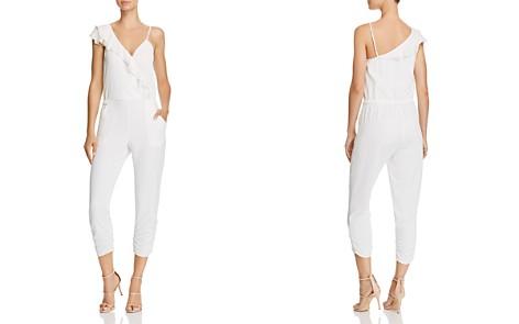 Parker Addison Asymmetric Jumpsuit - Bloomingdale's_2