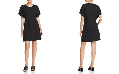 Current/Elliott The Pintucked T-Shirt Dress - Bloomingdale's_2
