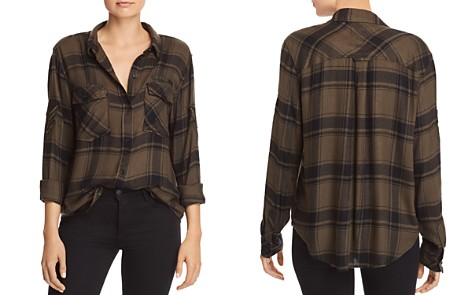 Rails Pepper Appliquéd Plaid Shirt - Bloomingdale's_2