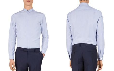 The Kooples Ascot Stripes Slim Fit Sport Shirt - Bloomingdale's_2