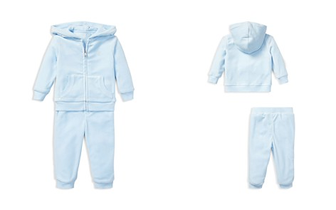 Ralph Lauren Boys' Velour Hoodie & Pants Set - Baby - Bloomingdale's_2