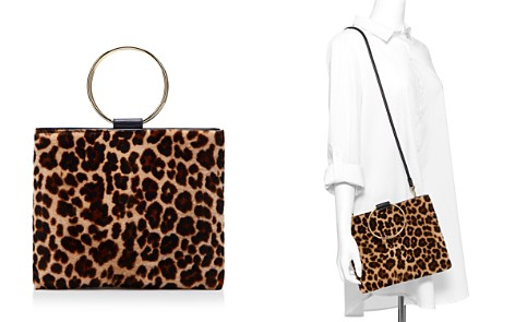 Thacker Le Pouch Medium Leopard-Print Shearling & Leather Crossbody - Bloomingdale's_2