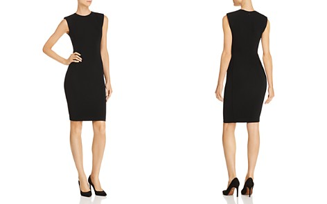 Theory Power Sheath Dress - Bloomingdale's_2