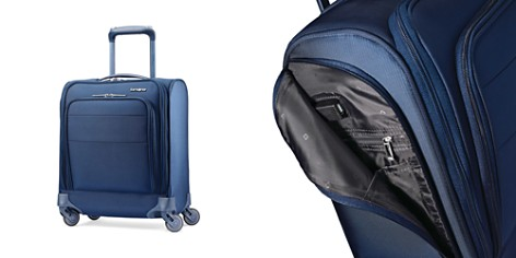 Samsonite Flexis Softside Underseat Carry-On Spinner - Bloomingdale's_2